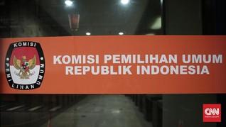 KPU Larang Parpol Pajang Foto Pendiri NU dan Muhammadiyah