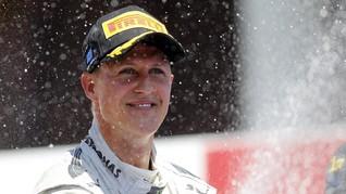 Michael Schumacher 'Muncul' dalam Dokumenter di Cannes
