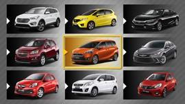 Jepang Dominasi Kendaraan Terbaik Indonesia 2016