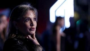 Mark Hamill Terhibur Fisher Bakal 'Hadir' di 'Star Wars IX'