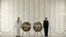 Khidmat Kunjungan Abe ke Pearl Harbor