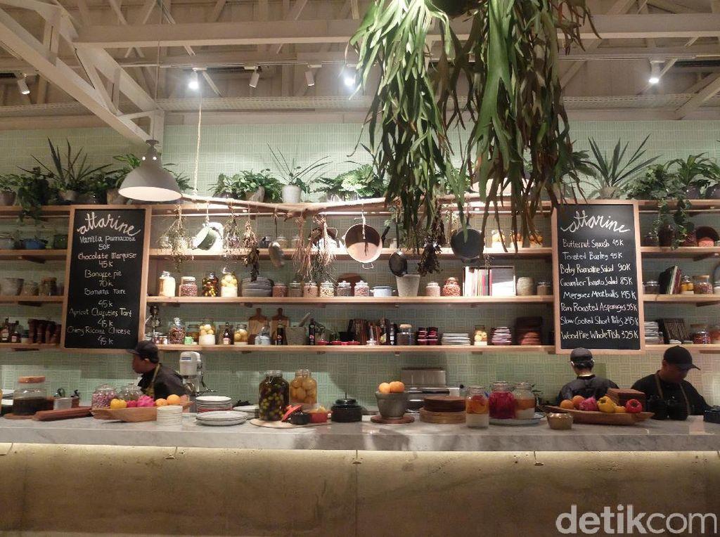 Attarine, Destinasi Kuliner Sehat Teranyar di Bilangan Senopati