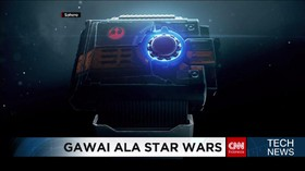 Star Wars Hadir dalam Gawai-Gawai Berteknologi