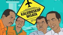 Celoteh Mereka Soal Pariwisata Indonesia