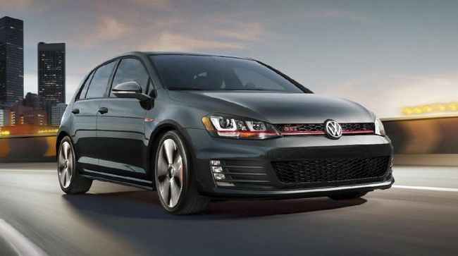 Golf GTI Clubsport, Perbaikan Baru Lini Hatchback VW