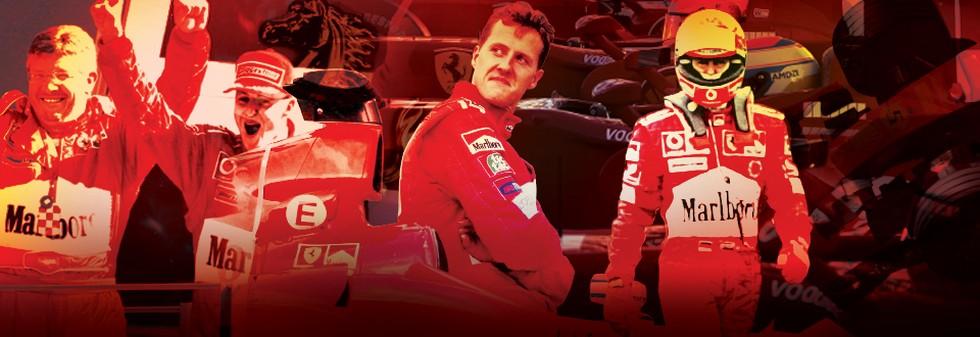 Jalan Emas Sang Legenda F1