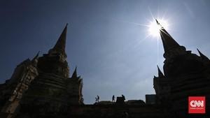 Thailand Dirasa Mahal, Turis China Pilih ke Indonesia