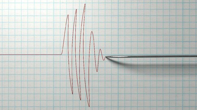 Gempa 5,8 SR Guncang Bali