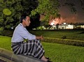 Jokowi Santai Rayakan Tahun Baru di Rumah Bersama Keluarga