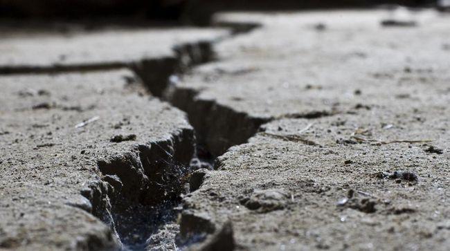 Padang Diguncang Gempa 5,5 SR