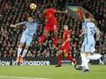 Liverpool Unggul 1-0 Atas ManCity di Babak Pertama