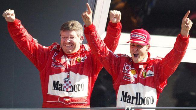 Sosok Penting di Balik Kejayaan Schumacher