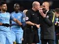Guardiola Enggan Komentari Kinerja Wasit