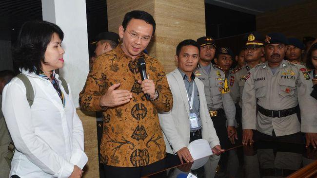 Pemuda Muhammadiyah Laporkan Ahok Setelah Menonton Video