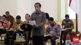 Pramono soal Reshuffle: Jokowi Beri Kabar Baik pada Menteri