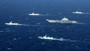 Australia Terusik Kapal China Dekati Zona Latihan Perang