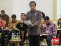 Jokowi Kirim Sejumlah Menteri untuk Lobi RUU Pertembakauan