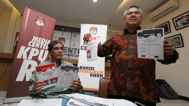 KPU Minta DPR Tak Urusi Penataan Dapil Pemilu 2019