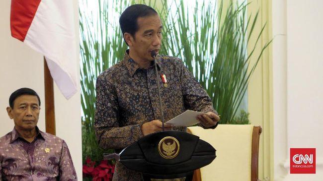 Jokowi Ingin Indonesia Kurangi Ketergantungan Energi BBM