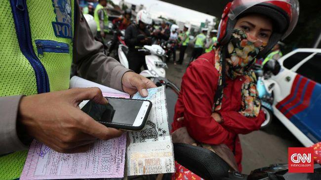 Polisi Sebut Jakarta Belum Siap Lakukan CCTV Tilang