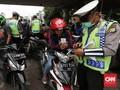 Polantas Gadungan Curi Motor Hasil Tilang di Pos Polisi