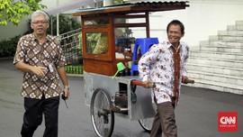 Cerita Tukang Nasi Goreng soal Jajan Anak-Anak Jokowi