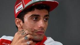 Pebalap MotoGP Andrea Iannone Dihukum 18 Bulan
