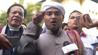 SP3 Rizieq Terbit, PA 212 Belum Tentu Akan Dukung Jokowi