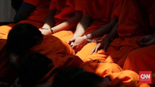 Polisi: 40 Persen Anak Muda Terjerat Kasus Narkotik