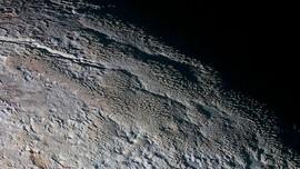 NASA: Permukaan Pluto Mirip dengan Bumi