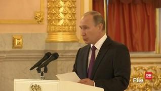 Intelijen AS Yakin Penuh Putin Perintahkan Peretasan Pemilu