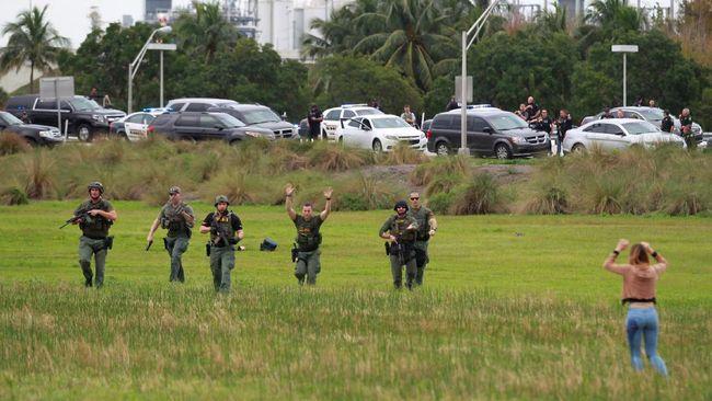 Pelaku Penembakan Bandara Florida Diduga Veteran Perang Irak