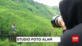 Wisata Studio Foto Alam