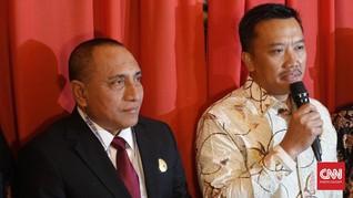 Ketum PSSI: Tak Masalah Rangkap Jabatan Gubernur Sumut