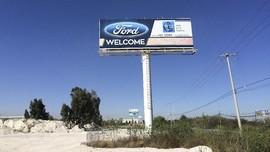 Ford Motor Sentil Kebijakan Anti-Imigran Trump