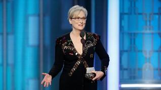 Meryl Streep Pecah Rekor Aktris Tersering Jadi Nomine Globes