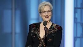 Ciuman, Hadiah Robert De Niro untuk Meryl Streep