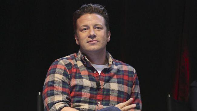 Gara-Gara Brexit, Jamie Oliver Terpaksa Tutup 6 Restoran