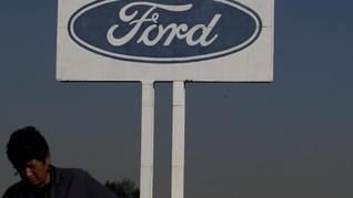 Terbaru, Ford Racik  Mobil Pickup Khusus Untuk Polisi