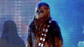 Astronaut Kirim Penghormatan untuk 'Chewbacca'