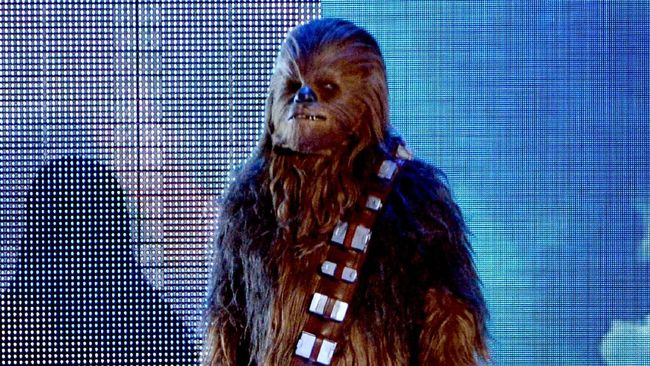 'Chewbacca' Meninggal, Semesta Star Wars Tertunduk