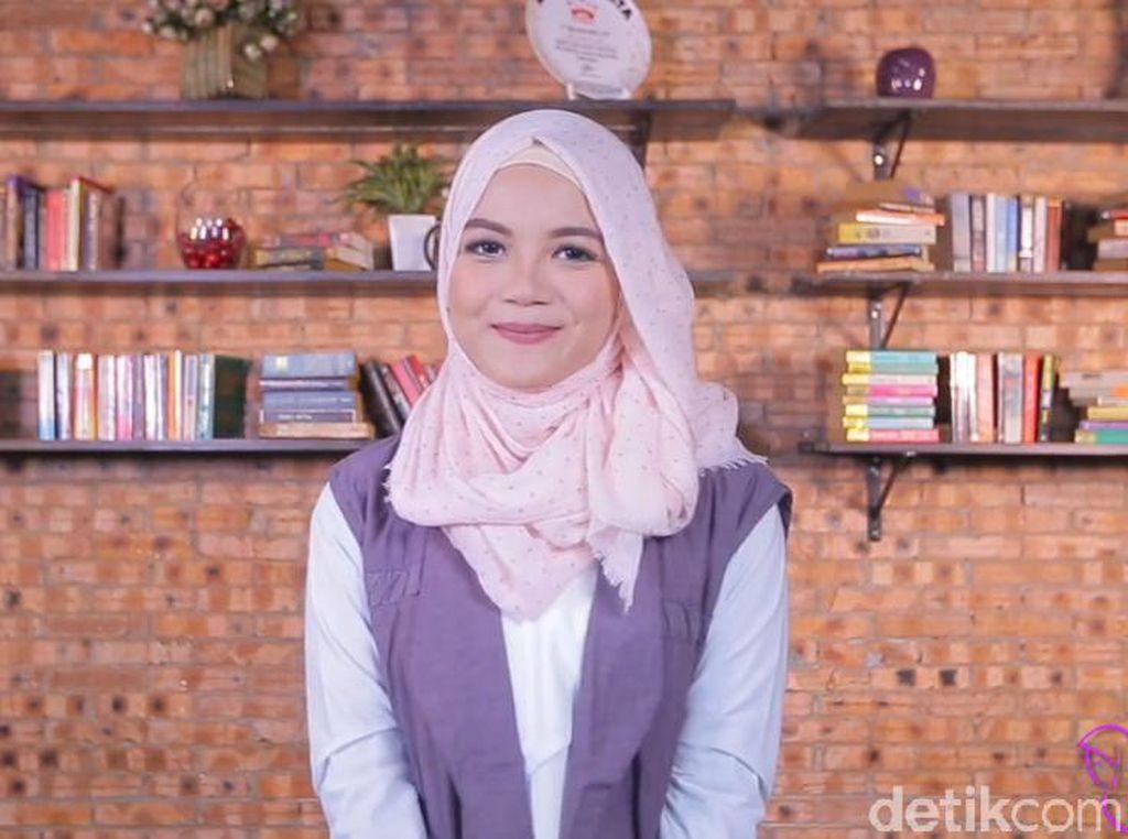 Video: Tutorial Hijab Pashmina ke Kantor Hanya 2 Menit