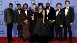Aktor Hollywood Ikut Gerakan 'Serba Hitam' di Golden Globes