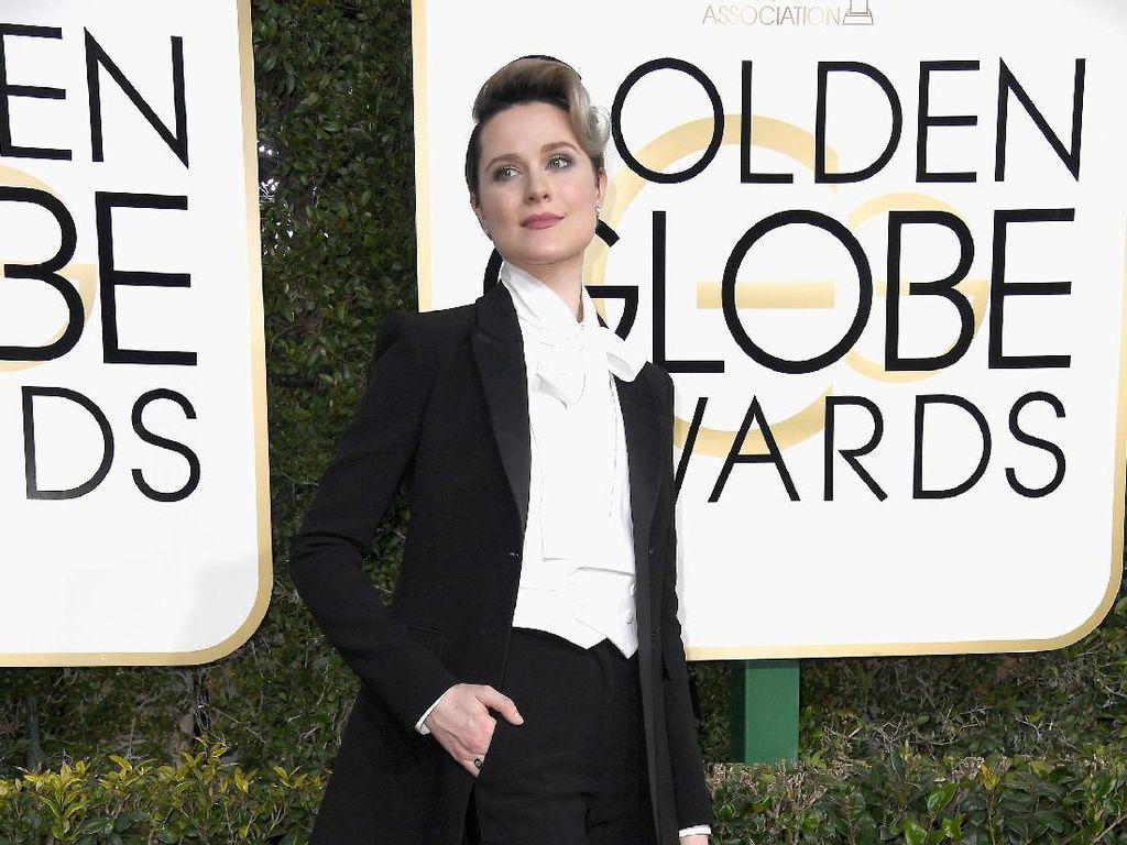 Foto: Gaun Indah Selebriti di Golden Globes 2017