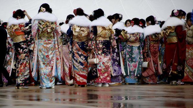 Pahatan Alat Kelamin Pria Jadi 'Rebutan' di Festival Jepang