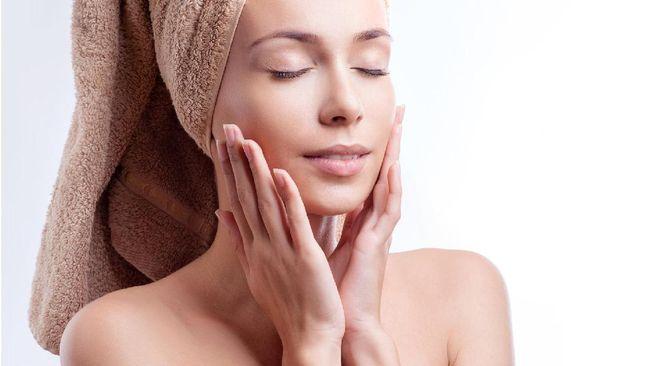 Image result for pembersih wajah alami