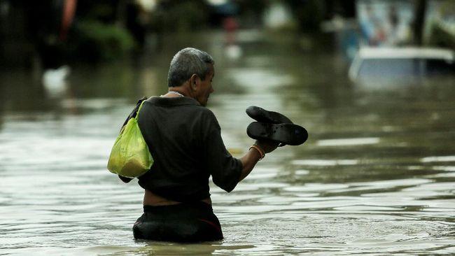 Banjir dan Longsor Terjang Nepal, 30 Orang Tewas