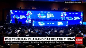 Kandidat Pelatih Timnas Senior Indonesia