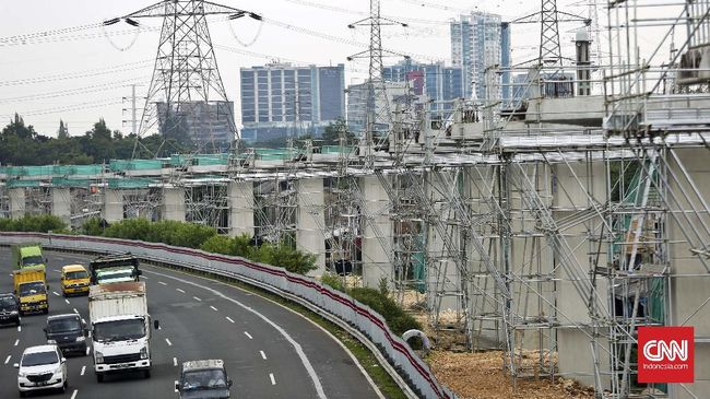Adhi soal Pembangunan LRT Ditunda: Dampak Macet Kecil