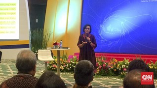 Sri Mulyani Akui Virus Corona Mulai 'Infeksi' Ekonomi RI